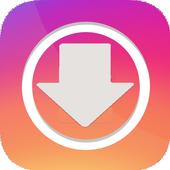 تحميل الصور و الفيديو من أنستقرام icon