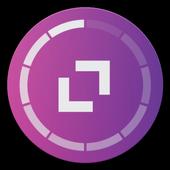 Insta Profile Pic Zoom & Save icon