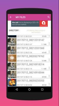 instadown - img and video loader 2018 screenshot 3