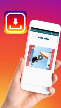 Insta Download - Video Photo 2 screenshot 4