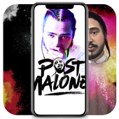 Post Malone Wallpaper icon
