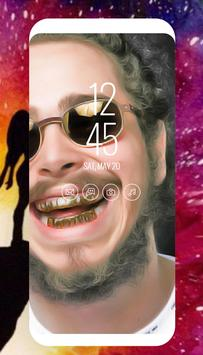 Post Malone Wallpaper screenshot 2
