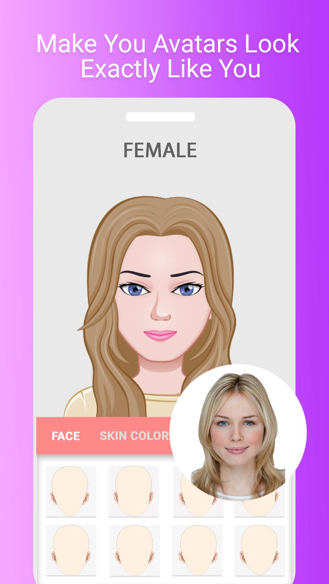 Profile Avatar Maker for Android - APK Download