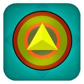Color Dash - Circle Dodgy icon