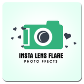 Insta Lens Flare Photo Effects icon