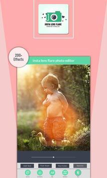 Insta Lens Flare Photo Effects apk screenshot