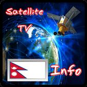 Nepal Info TV Satellite icon