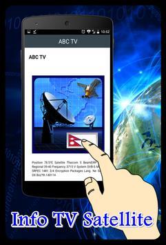 Nepal Info TV Satellite screenshot 1