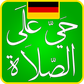 Muslim Germany Prayer Times icon