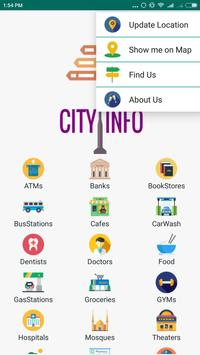 City Info apk screenshot