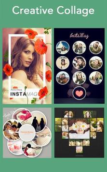 Photo Collage - InstaMag apk screenshot