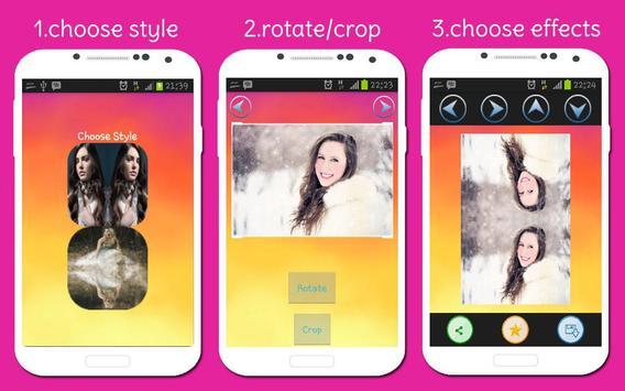 Mirror Photo Editor 2018 apk screenshot