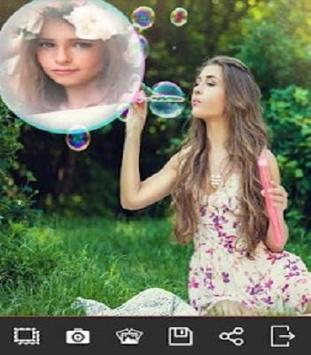 Bubble Photo Maker screenshot 3