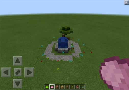 Instant Structure Mod for MCPE poster