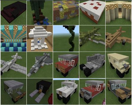 Instant Structure Mod for MCPE screenshot 1