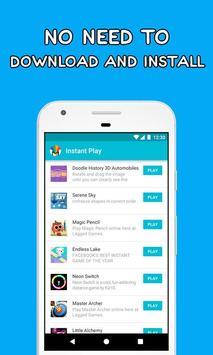 InstantPlay screenshot 1
