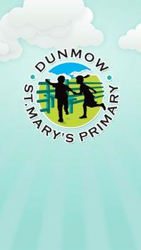 Dunmow St Mary's Primary School poster
