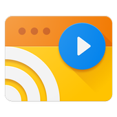 Web Video Cast | Browser to TV (Chromecast/DLNA/+) icon
