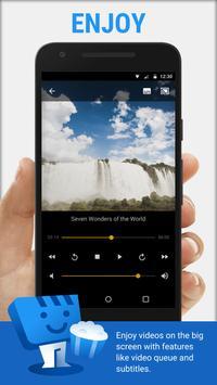 Web Video Cast | Browser to TV (Chromecast/DLNA/+) apk imagem de tela