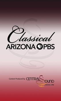 Classical Arizona PBS poster