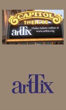 ArtTix SLC poster