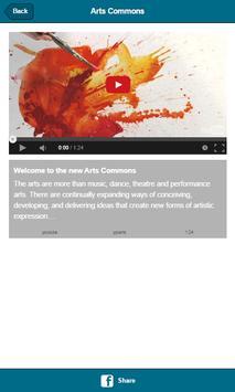 Arts Commons apk screenshot