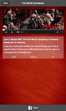 Fort Worth Symphony screenshot 3