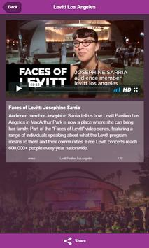 Levitt Los Angeles screenshot 3