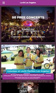 Levitt Los Angeles screenshot 1