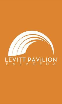 Levitt Pasadena poster