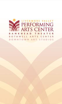 Livermore Arts Center poster