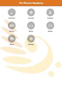 The Phoenix Symphony apk screenshot