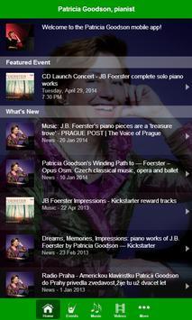 Patricia Goodson Pianist apk screenshot