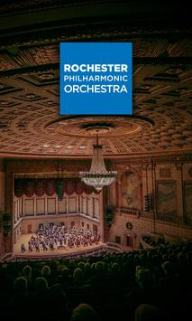 Rochester Philharmonic Orch poster