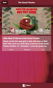 The Grand Theatre SLC apk screenshot