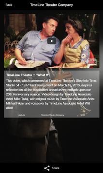 TimeLine screenshot 3
