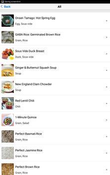 Instant Pot Smart Cooker apk screenshot
