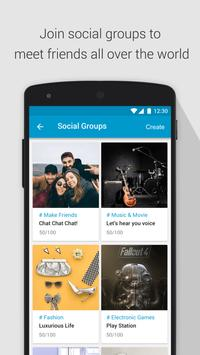SOMA free video call and chat apk screenshot