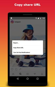 iSave - Photo and Video Downloader for Instagram apk screenshot