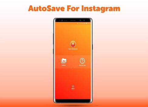 AutoSave for Instagram Photo and Video screenshot 1