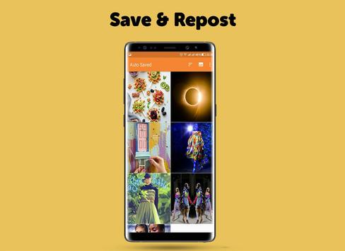 AutoSave for Instagram Photo and Video screenshot 2