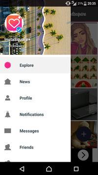 InstaSquare apk screenshot