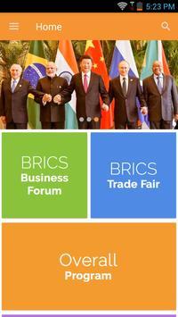 BRICS 2016 poster