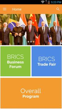BRICS 2016 apk screenshot