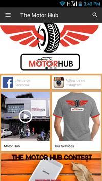 The Motor Hub apk screenshot