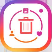 Mass Delete for Instagram icon