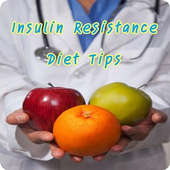Insulin Resistance Diet Tips icon