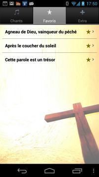Chants spirituels screenshot 2