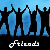 Friendship Status, Quote, Image, Wallpaper offline icon