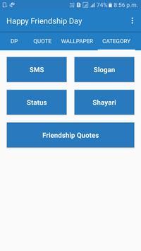 Friendship Status, Quote, Image, Wallpaper offline apk screenshot